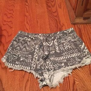 Urban Outfitters jean shorts size 28 W (BDG)